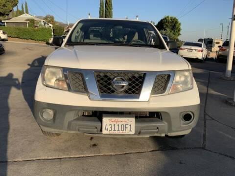 2012 Nissan Frontier for sale at CAR CITY SALES in La Crescenta CA