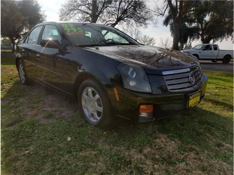 2003 Cadillac CTS for sale at D & I Auto Sales in Modesto CA