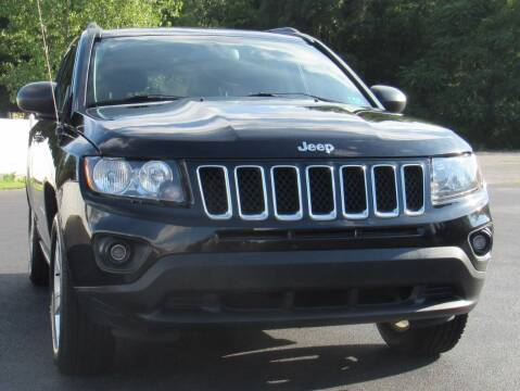 2016 Jeep Compass for sale at Car Culture in Warren OH