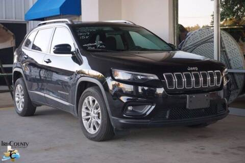 2019 Jeep Cherokee for sale at TRI-COUNTY FORD in Mabank TX