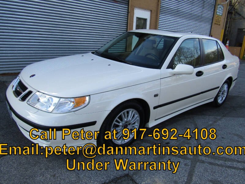 2005 Saab 9-5 for sale at Dan Martin's Auto Depot LTD in Yonkers NY