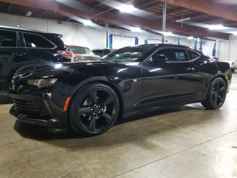 2016 Chevrolet Camaro for sale at 916 Auto Mart ONLY $399 DOWN!!!* in Sacramento CA