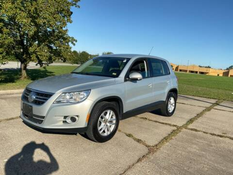 2011 Volkswagen Tiguan for sale at Xtreme Auto Mart LLC in Kansas City MO