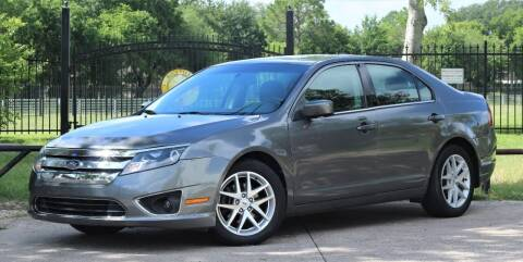 2012 Ford Fusion for sale at Texas Auto Corporation in Houston TX