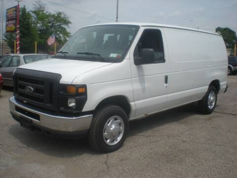 2010 Ford E-Series Cargo for sale at Automotive Center in Detroit MI