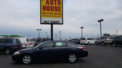 2007 Chevrolet Impala for sale at AUTO HOUSE WAUKESHA in Waukesha WI