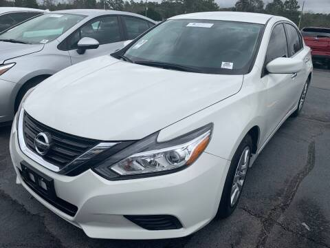 2016 Nissan Altima for sale at Drive Now Motors in Sumter SC