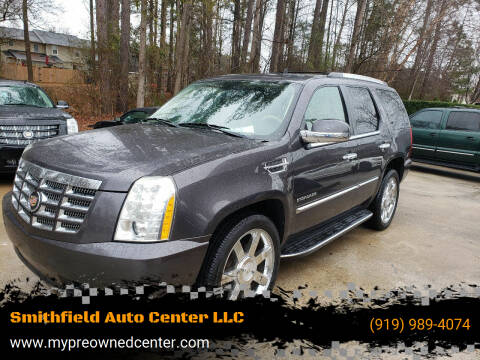 2011 Cadillac Escalade for sale at Smithfield Auto Center LLC in Smithfield NC