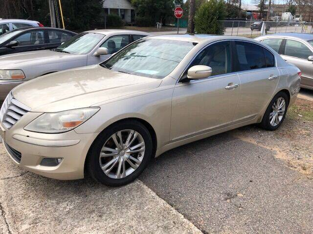 2009 Hyundai Genesis for sale at Harley's Auto Sales in North Augusta SC