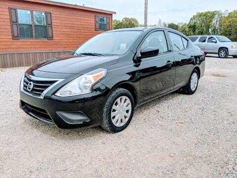 2017 Nissan Versa for sale at Delta Motors LLC in Jonesboro AR