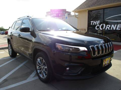 2019 Jeep Cherokee for sale at Cornerlot.net in Bryan TX