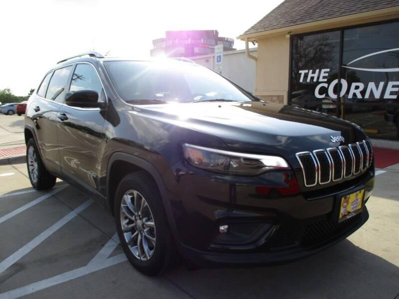 2019 Jeep Cherokee for sale at Cornerlot.net in Bryan TX