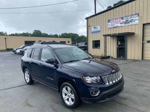2015 Jeep Compass for sale at EMH Imports LLC in Monroe NC