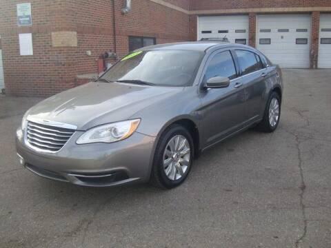2013 Chrysler 200 for sale at MOTORAMA INC in Detroit MI