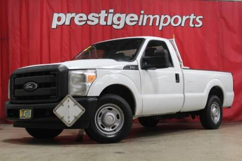 2012 Ford F-250 Super Duty for sale at Prestige Imports in St Charles IL