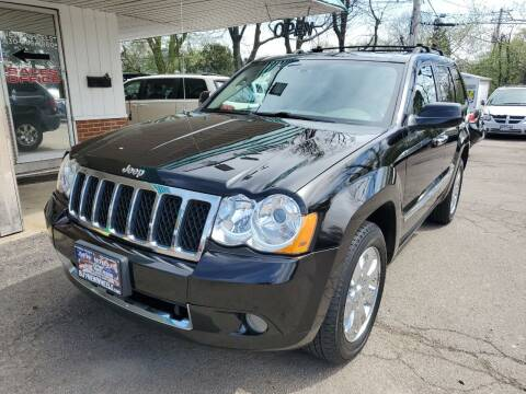2008 Jeep Grand Cherokee for sale at New Wheels in Glendale Heights IL