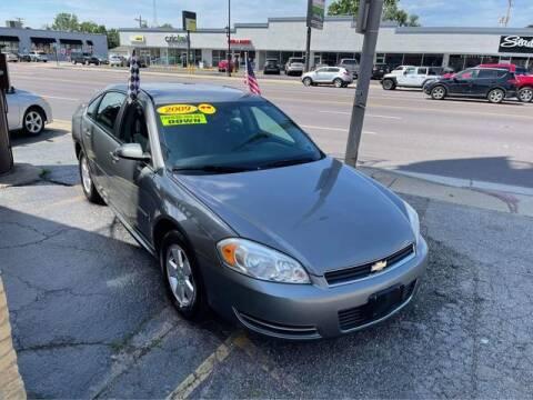 2009 Chevrolet Impala for sale at JBA Auto Sales Inc in Stone Park IL