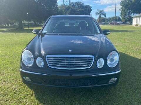 2004 Mercedes-Benz E-Class for sale at AM Auto Sales in Orlando FL