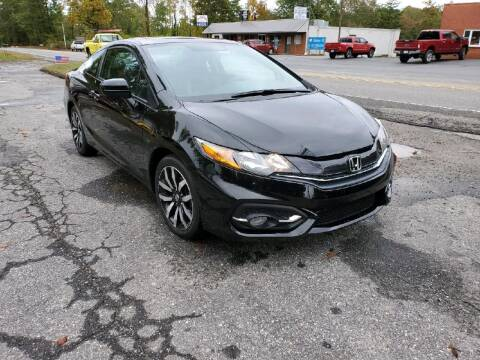 2015 Honda Civic for sale at Snap Auto in Morganton NC