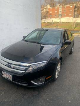 2010 Ford Fusion for sale at USA Motors in Revere MA
