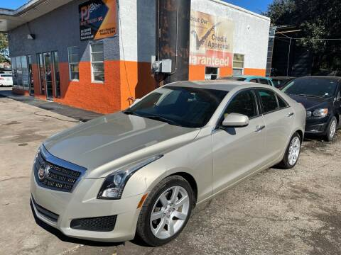 2013 Cadillac ATS for sale at P J Auto Trading Inc in Orlando FL