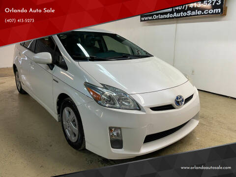 2010 Toyota Prius for sale at Orlando Auto Sale in Orlando FL