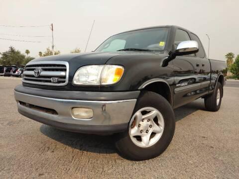 2001 Toyota Tundra for sale at Auto Mercado in Clovis CA