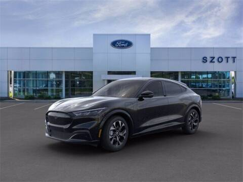 2021 Ford Mustang Mach-E for sale at Szott Ford in Holly MI