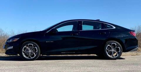2020 Chevrolet Malibu for sale at Palmer Auto Sales in Rosenberg TX