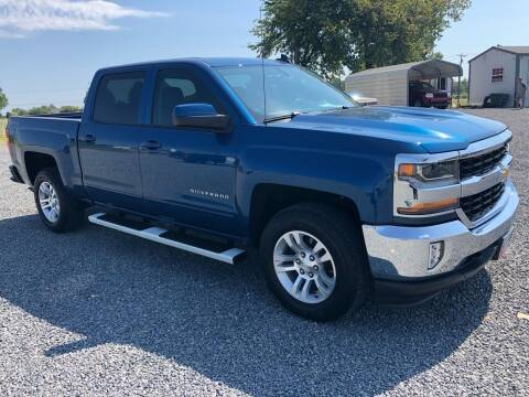 2018 Chevrolet Silverado 1500 for sale at RAYMOND TAYLOR AUTO SALES in Fort Gibson OK