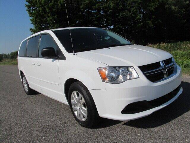 2017 Dodge Grand Caravan SE 4dr Mini-Van - Stanton MI