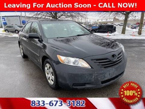 2007 Toyota Camry for sale at Glenbrook Dodge Chrysler Jeep Ram and Fiat in Fort Wayne IN