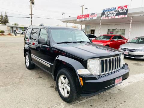 2009 Jeep Liberty for sale at Dream Motors in Sacramento CA