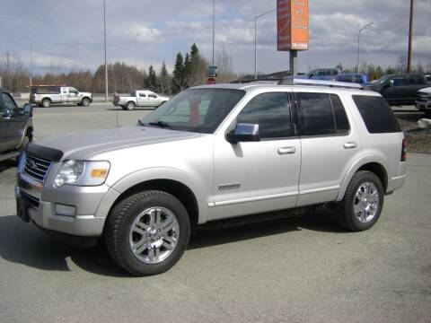 2007 Ford Explorer for sale at NORTHWEST AUTO SALES LLC in Anchorage AK