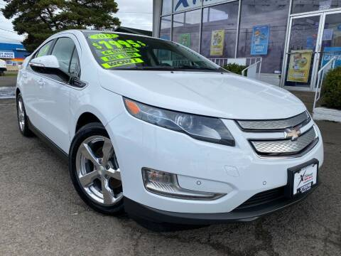 2013 Chevrolet Volt for sale at Xtreme Truck Sales in Woodburn OR