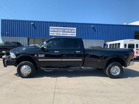 2014 RAM Ram Pickup 3500 for sale at HATCHER MOBILE SERVICES & SALES in Omaha NE