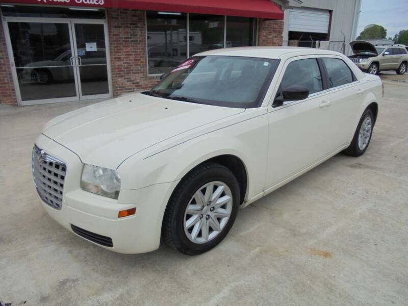 2008 Chrysler 300 for sale at US PAWN AND LOAN in Austin AR