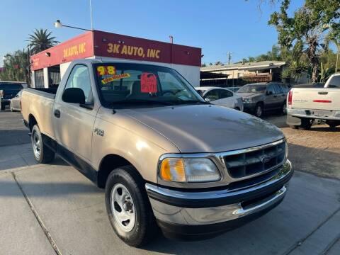 1998 Ford F-150 for sale at 3K Auto in Escondido CA