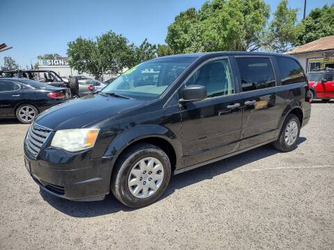 2008 Chrysler Town and Country for sale at Larry's Auto Sales Inc. in Fresno CA