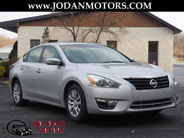2015 Nissan Altima for sale at Jo-Dan Motors in Plains PA