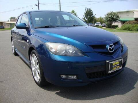 2008 Mazda MAZDA3 for sale at Shell Motors in Chantilly VA