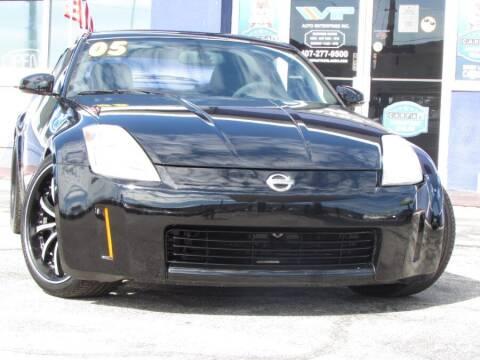 2005 Nissan 350Z for sale at VIP AUTO ENTERPRISE INC. in Orlando FL