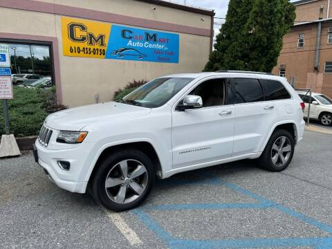 2014 Jeep Grand Cherokee for sale at Car Mart Auto Center II, LLC in Allentown PA