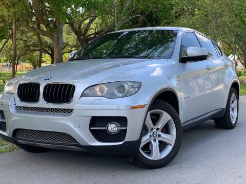 2010 BMW X6 for sale at HIGH PERFORMANCE MOTORS in Hollywood FL