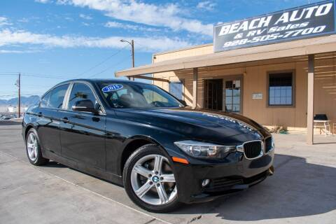 2015 BMW 3 Series for sale at Beach Auto and RV Sales in Lake Havasu City AZ