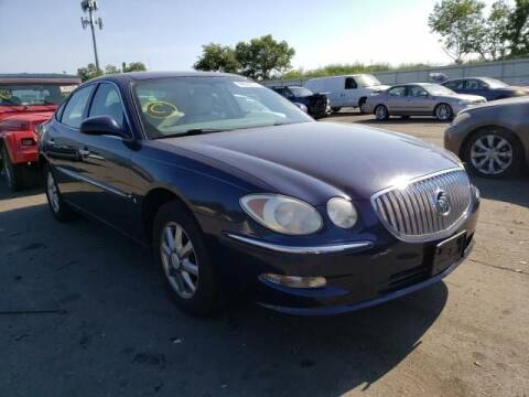 2008 Buick LaCrosse for sale at Motor City Automotive of Michigan in Flat Rock MI