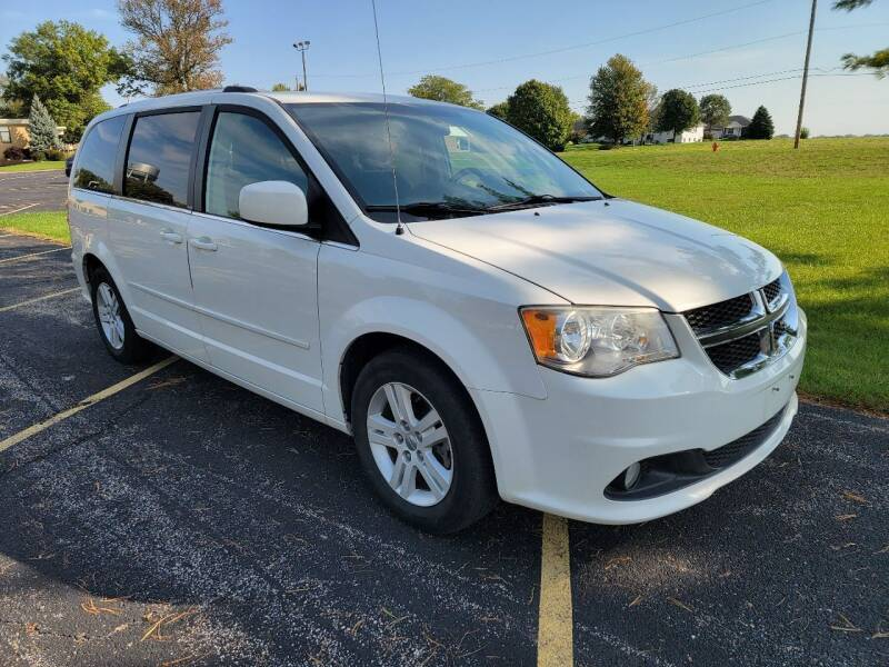 2012 Dodge Grand Caravan for sale at Tremont Car Connection in Tremont IL