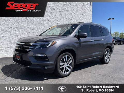 2017 Honda Pilot for sale at SEEGER TOYOTA OF ST ROBERT in St Robert MO