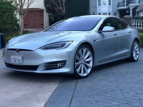 2016 Tesla Model S for sale at CA Lease Returns in Livermore CA