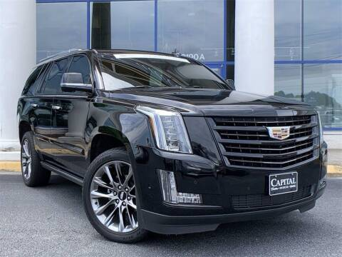 2019 Cadillac Escalade for sale at Capital Cadillac of Atlanta in Smyrna GA